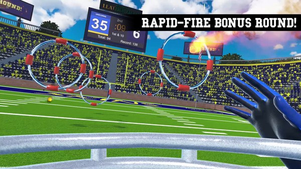 Screenshot of 2MD VR Football