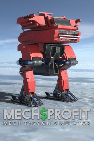 Mechsprofit: Mech Tycoon Simulator poster image on Steam Backlog