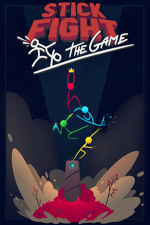 Stick Fight: The Game poster image on Steam Backlog