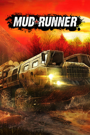 MudRunner poster image on Steam Backlog