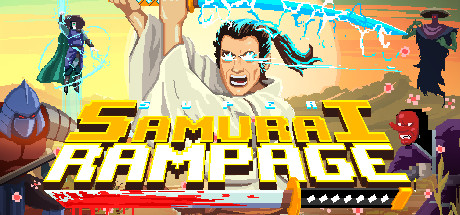 Super Samurai Rampage cover art