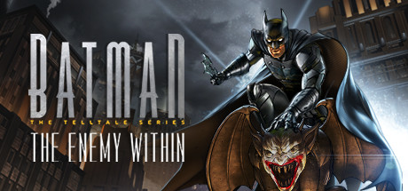 Teaser for Batman: The Enemy Within - The Telltale Series