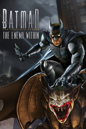 Batman: The Enemy Within - The Telltale Series poster image on Steam Backlog
