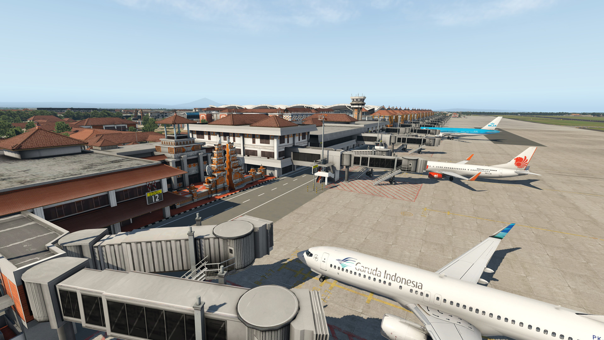 X-Plane 11 - Add-on: Aerosoft - Airport Bali
