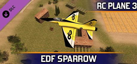 RC Plane 3 - EDF Sparrow