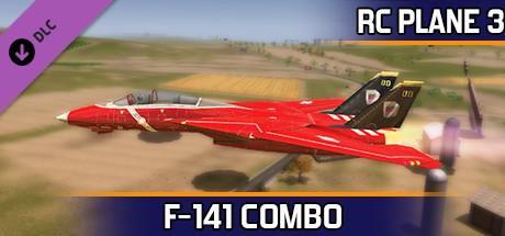 RC Plane 3 - F 141 - Combo