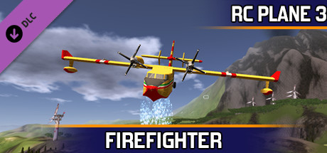 RC Plane 3 - Firefighter Bundle