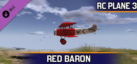 RC Plane 3 - Red Baron