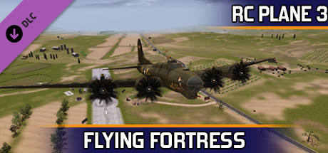 RC Plane 3 - Flying Fortress