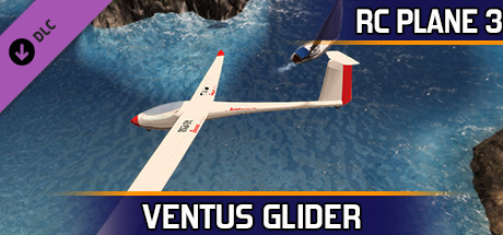 Radio Controlled And Gliding Over >> Rc Plane 3 Ventus Glider On Steam