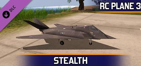 RC Plane 3 - Stealth Plane