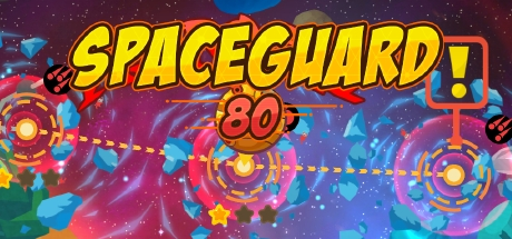 Spaceguard 80 cover art