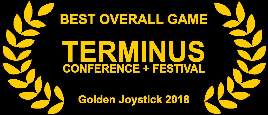 SiNKR :: SiNKR awarded 3 Golden Joysticks at TERMINUS