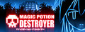 Magic Potion Destroyer-game