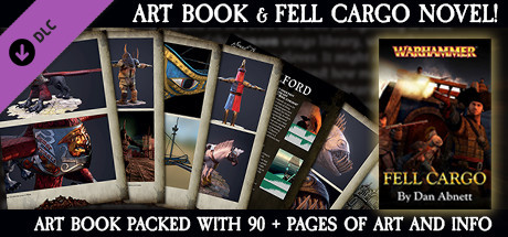 Fell cargo ebook art of man o war corsair on steam this content requires the base game man o war corsair warhammer naval battles on steam in order to play fandeluxe Choice Image