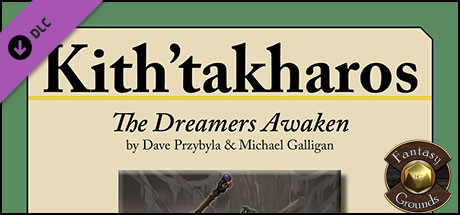 Fantasy Grounds - The Dreamers Awaken (Savage Worlds)