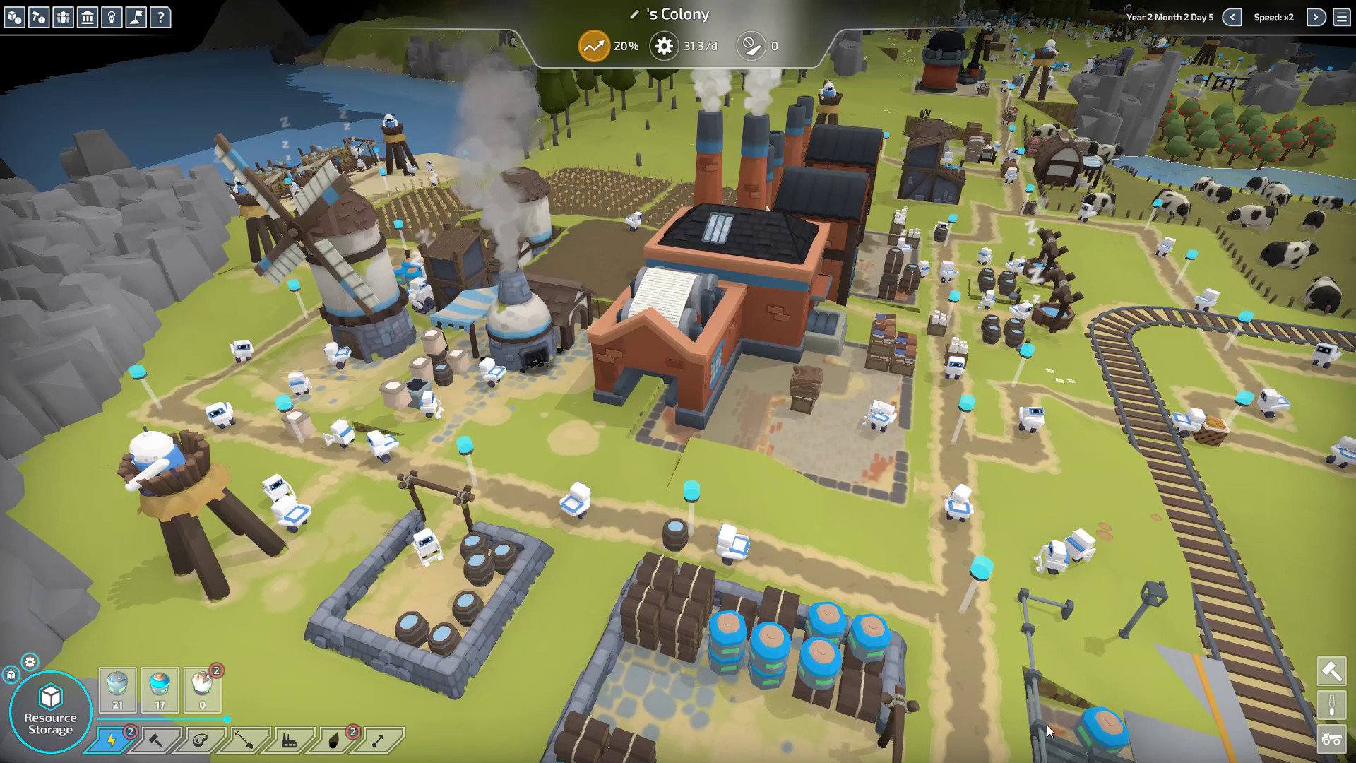 The Colonists Screenshot 1