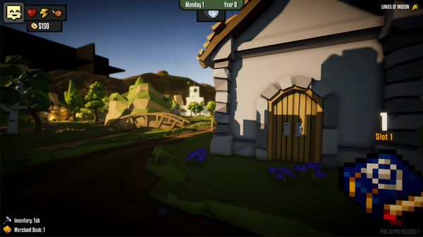 Medieval Shopkeeper Simulator Gameplay Screenshot