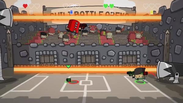 Guilt Battle Arena 1
