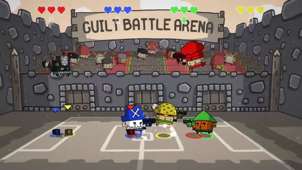 Guilt Battle Arena 6