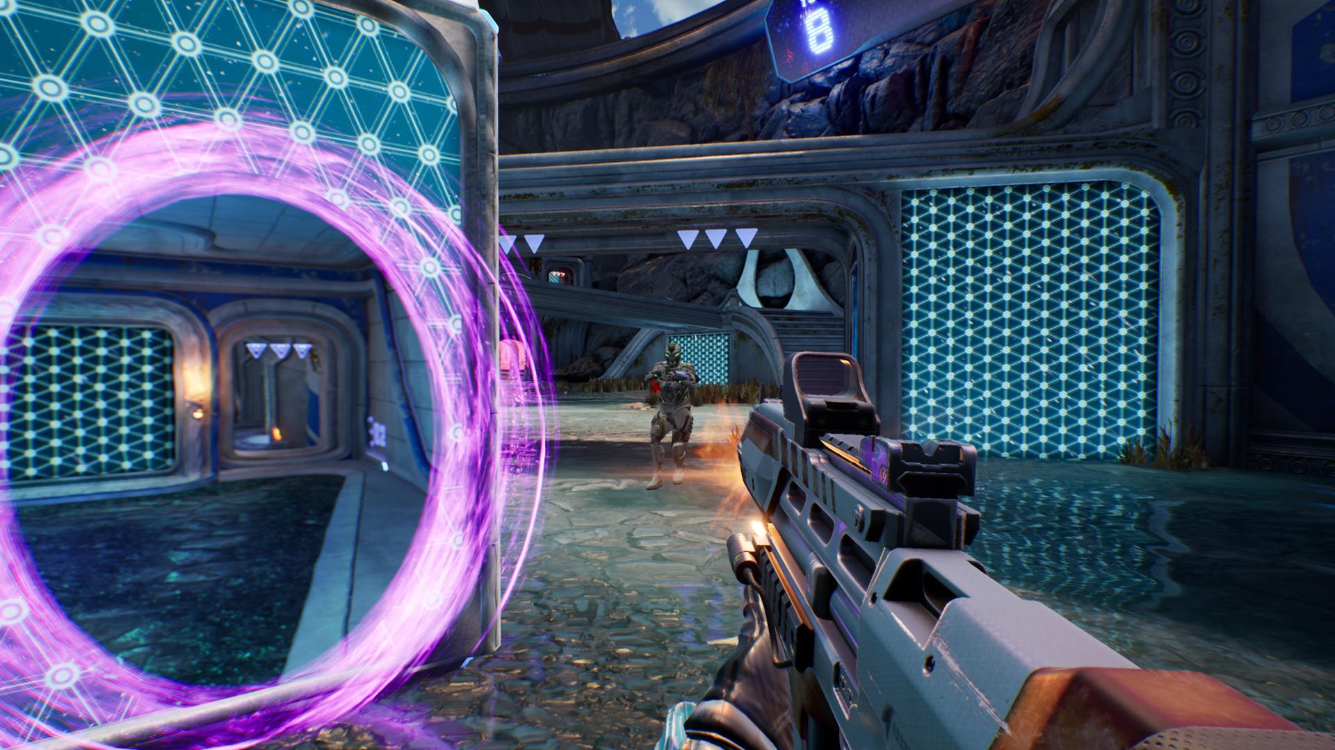 Splitgate: Arena Warfare on Steam