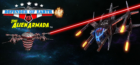 Teaser image for DEFENDER OF EARTH VS THE ALIEN ARMADA