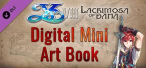 Ys VIII: Lacrimosa of DANA - Digital Mini Art Book