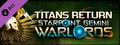Starpoint Gemini Warlords: Titans Return-dlc