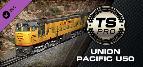 Train Simulator: Union Pacific U50 Loco Add-On