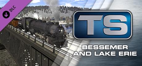 Train Simulator: Bessemer & Lake Erie Route Add-On