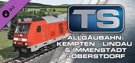 Train Simulator: Allgäubahn: Kempten - Lindau & Immenstadt - Oberstdorf Route Add-On