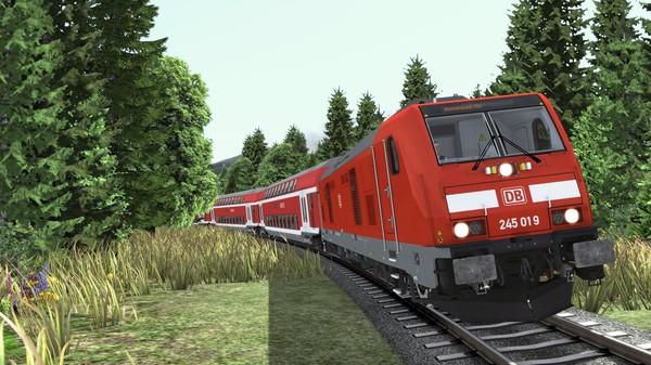 скриншот Train Simulator: Allgäubahn: Kempten - Lindau & Immenstadt - Oberstdorf Route Add-On 1