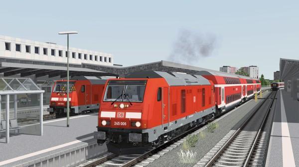 скриншот Train Simulator: Allgäubahn: Kempten - Lindau & Immenstadt - Oberstdorf Route Add-On 3