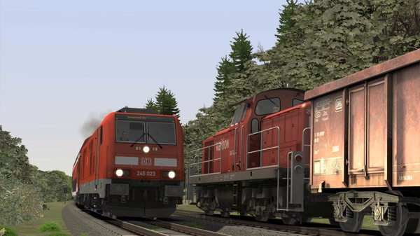 скриншот Train Simulator: Allgäubahn: Kempten - Lindau & Immenstadt - Oberstdorf Route Add-On 4