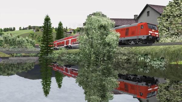 скриншот Train Simulator: Allgäubahn: Kempten - Lindau & Immenstadt - Oberstdorf Route Add-On 2