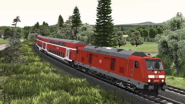 скриншот Train Simulator: Allgäubahn: Kempten - Lindau & Immenstadt - Oberstdorf Route Add-On 0