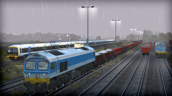 скриншот Train Simulator: Chatham Main and Medway Valley Lines Route Add-On 4
