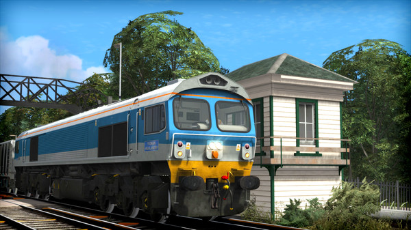 скриншот Train Simulator: Chatham Main and Medway Valley Lines Route Add-On 0