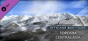 FSX Steam Edition: Toposim Central Asia Add-On