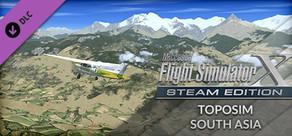 FSX Steam Edition: Toposim South Asia Add-On
