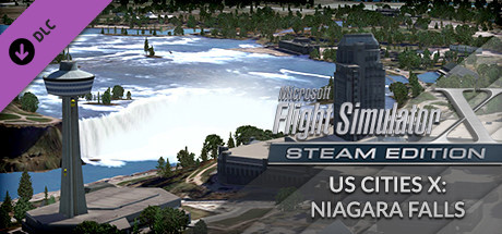 FSX Steam Edition: US Cities X: Niagara Falls Add-On