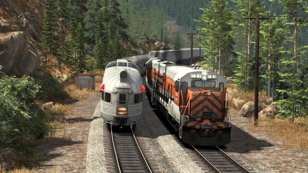 скриншот TS Marketplace: Feather River Canyon Scenario Pack 02 5
