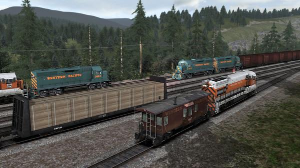 скриншот TS Marketplace: Feather River Canyon Scenario Pack 02 1