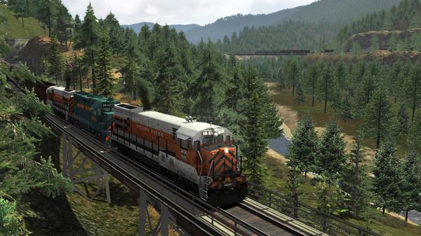 скриншот TS Marketplace: Feather River Canyon Scenario Pack 02 0