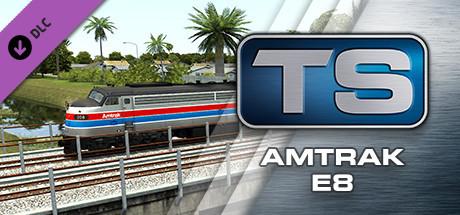 Train Simulator: Amtrak E8 Loco Add-On
