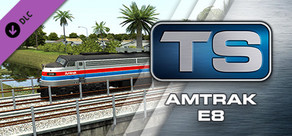 Train Simulator: Amtrak E8 Loco Add-On