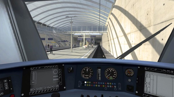 скриншот Train Simulator: Köln Airport Link Route Extension Add-On 5