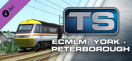 Train Simulator: East Coast Main Line Modern: York - Peterborough Route Add-On