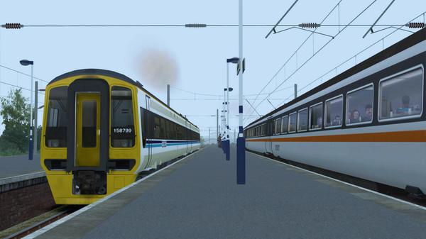 скриншот Train Simulator: East Coast Main Line Modern: York - Peterborough Route Add-On 4