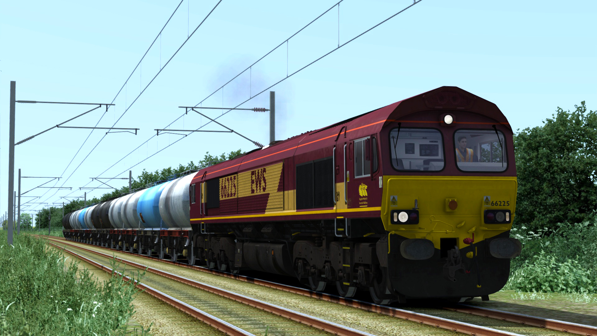 Train Simulator: East Coast Main Line Modern: York - Peterborough Route  Add-On